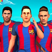 FC Barcelona Ultimate Rush Play